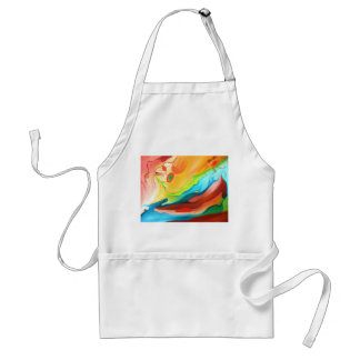 Couple in Heaven Apron