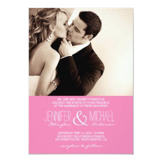 Couple Kiss Wedding Sepia/Wedding Invitation