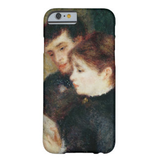 Couple Reading (Edmond Renoir and Marguerite Legra Barely There iPhone 6 Case
