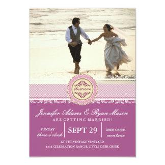 Couple Running on the Beach Card