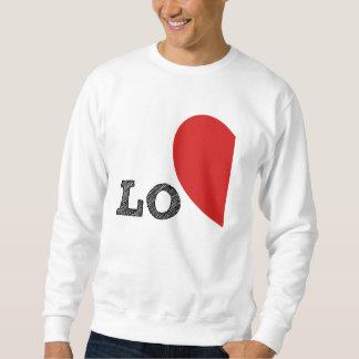 Couple Shirt Heart-shape round neck T-shirts, boy