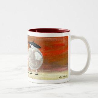 couple Two-Tone coffee mug