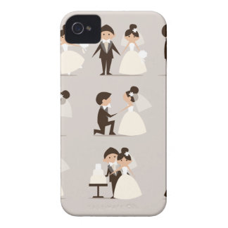 couple vector.tif iPhone 4 cover