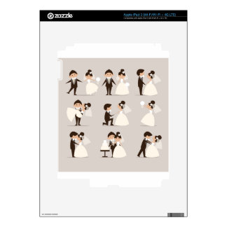 couple vector.tif skins for iPad 3