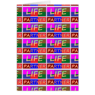 COUPLE Wear : LIFE Partners Card