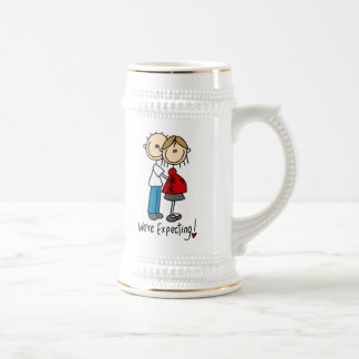 Couple We're Expecting T-shirts and Gifts Mug