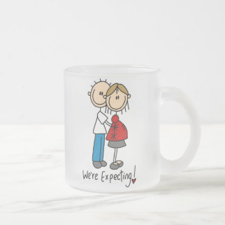 Couple We're Expecting T-shirts and Gifts Coffee Mugs