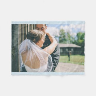 Couple's Fleece Blanket
