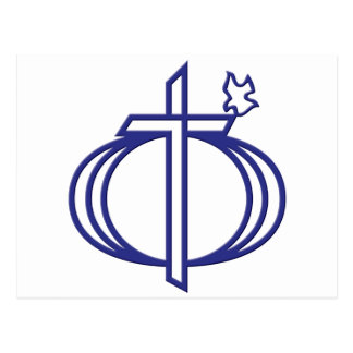 Couples For Christ Logo Postcard