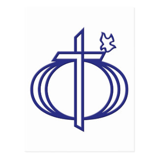 Couples For Christ Logo Post Card