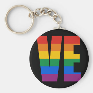 COUPLES LOVE LETTERS KEY CHAIN