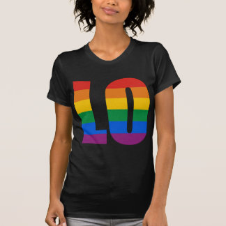 COUPLES LOVE LETTERS - LO T SHIRTS