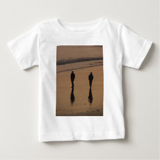 couples on the beach baby T-Shirt