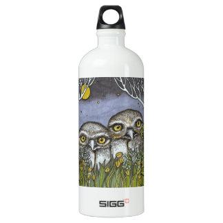 Couples Retreat Aluminum Water Bottle