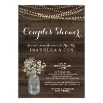 Couples Shower Invitation - Bridal, Wedding, Baby