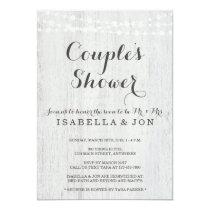 Couple's Shower Invitation - Bridal, Wedding, Baby