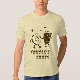 Couple's Skate T Shirts
