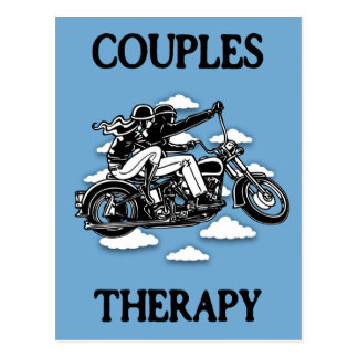Couples Therapy Postcard