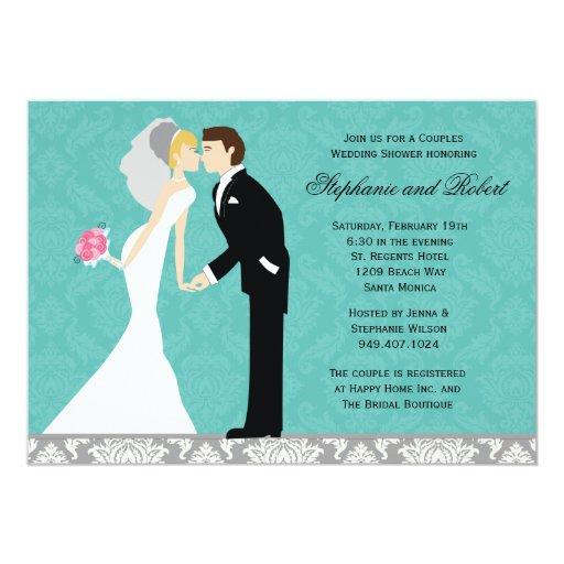 Couples wedding shower invitations hot girls wallpaper for Wedding couples shower invitations