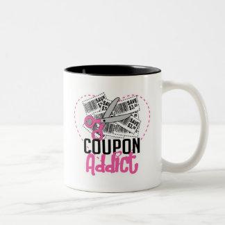 Coupon Addict Coffee Mug