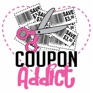 Coupon Addict Statuette