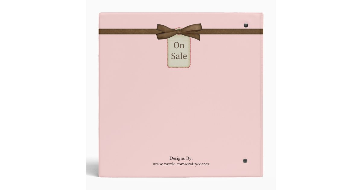 coupon and savings binder    2 inch