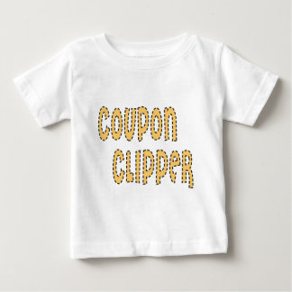 Coupon Clipper Baby T-Shirt