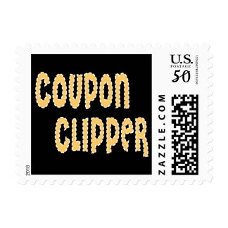 Coupon Clipper Postage