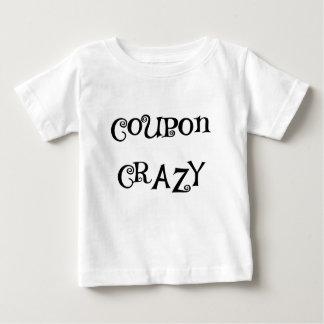 COUPON CRAZY.png Baby T-Shirt