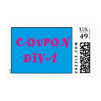 Coupon Diva Stamps