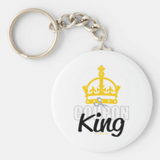 Coupon King Keychains