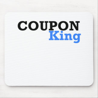 COUPON KING.png Mouse Pad