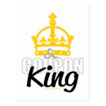 Coupon King Post Card