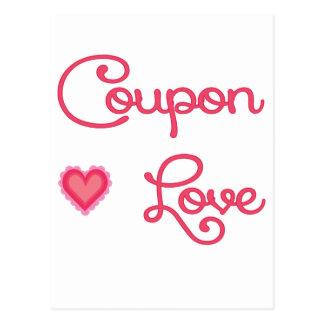 Coupon Love 2.png Postcard