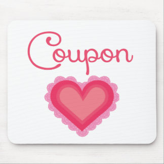 Coupon Love.png Mouse Pad