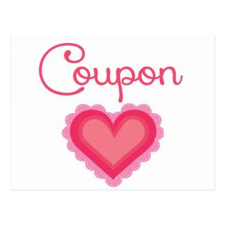 Coupon Love.png Postcard