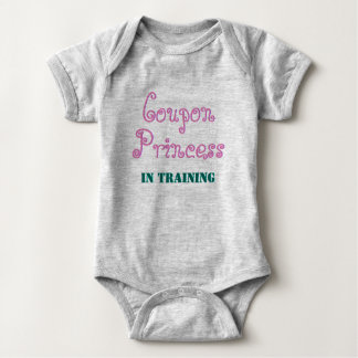 Coupon Princess In Training Extreme Baby Bodysuit