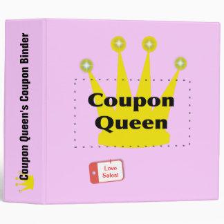 Coupon Queen Avery Binder
