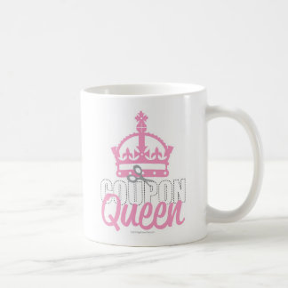 Coupon Queen Coffee Mug
