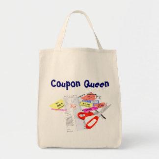 Coupon Queen Shopping Bag
