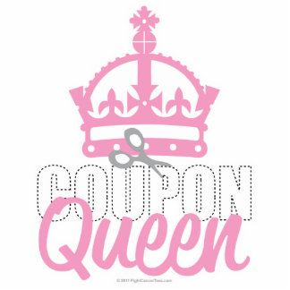 Coupon Queen Statuette