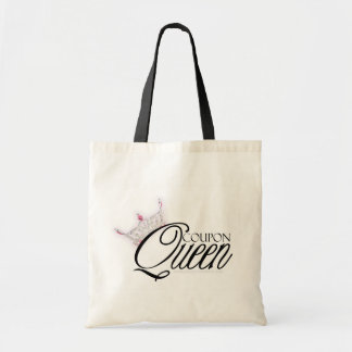 """Coupon """"Queen"""" Tote Bag"""