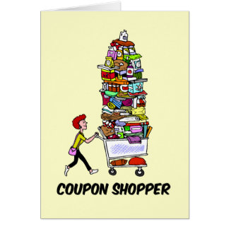 coupon shopper card