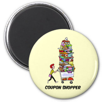 coupon shopper magnet