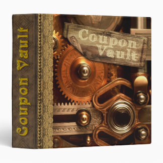 Coupon Vault - Avery Signature Binder