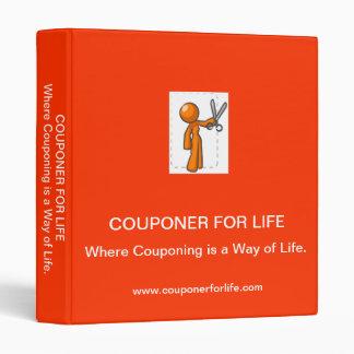 Couponer For Life - Coupon Binder