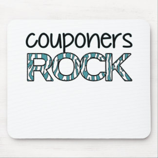 COUPONERS ROCK.png Mouse Pad