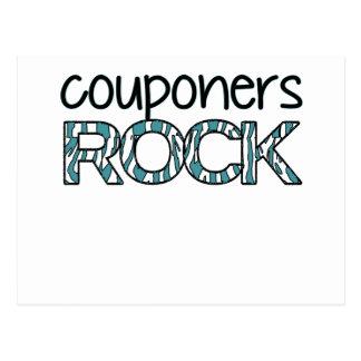 COUPONERS ROCK.png Postcard