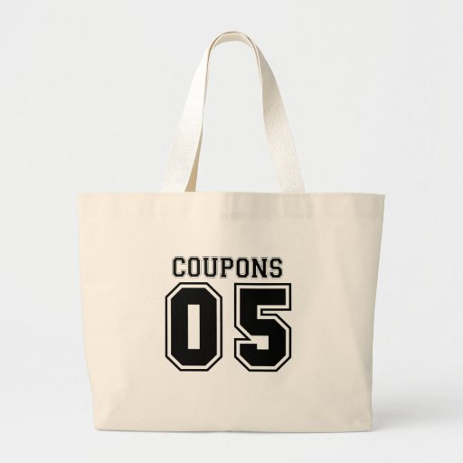 COUPONS 05.png Canvas Bags