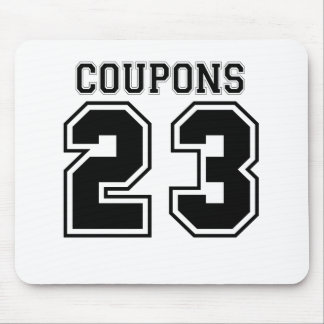 COUPONS 23.png Mouse Pad
